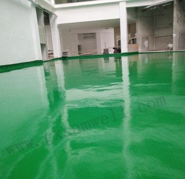 环氧砂浆薄涂地坪