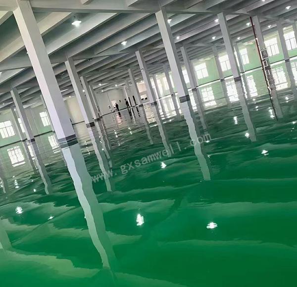 工厂车间环氧地坪漆