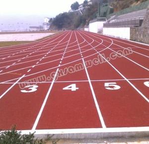 桂林复合型塑胶跑道
