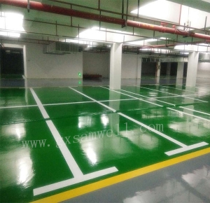 桂林停车场地坪多少钱一平