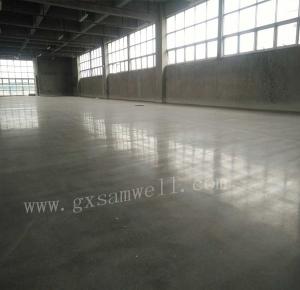 桂林密封固化剂地坪