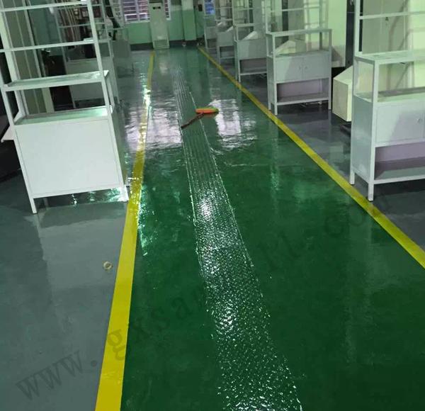 环氧树脂薄涂地坪漆厂家