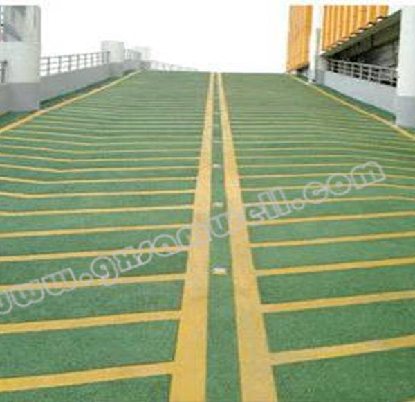 防滑坡道地坪